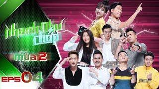 Nhanh Như Chớp 2019 ( Mùa 2 ) Tập 4 Full HD