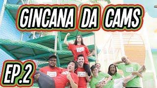 GINCANA DA CAMS 2017 COM YOUTUBERS !!! (EP.2)