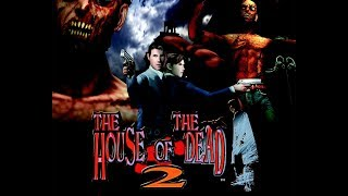 TASさんのゾンビガンシューティング The house of the dead 2 (HOD2) コメ付き