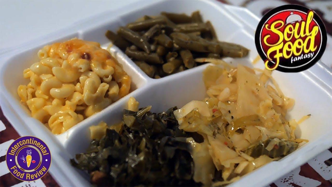 Vegetarian Platter | Soul Food Fantasy | Orlando,FL