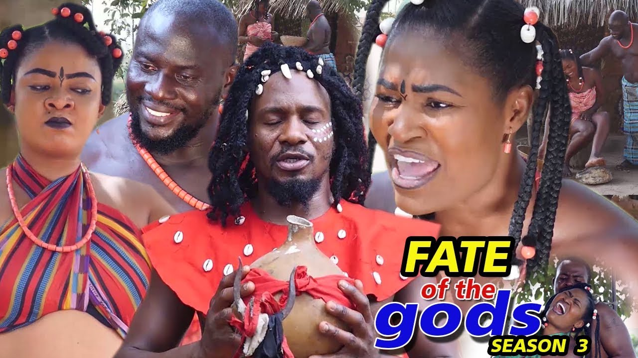 Download Fate Of The Gods Season 3 (New Movie) - 2019 Latest Nigerian Nollywood Movie Full HD