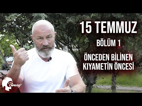 Ali Türkşen, ''Önceden Bilinen Kıyametin Öncesi: 15 Temmuz Dosyası 1. Bölüm''