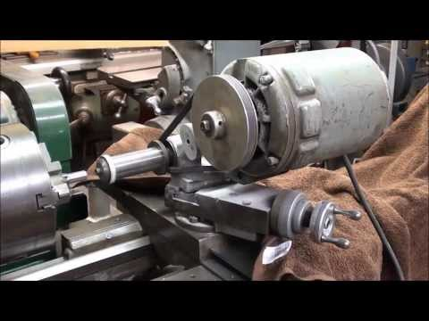 MACHINE SHOP TIPS #147 Grinding The Jaws On A 3-Jaw Chuck Tubalcain