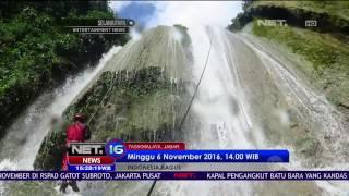 Kenikmatan Alam di Curug Koja Tasikmalaya, Jawa Barat - NET 16