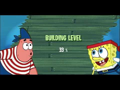 SpongeBob Dutchman's Dash - Full Game