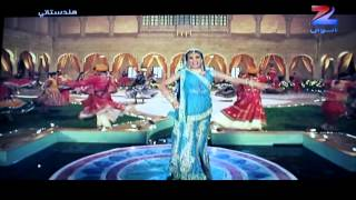 Arab Actors Dancing on Indian Punjabi Music - مسلسل هندستانى
