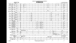 Evidence by Thelonious Monk / arr. John Clayton