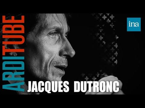 Les confessions de Jacques Dutronc chez Thierry Ardisson   Archive INA