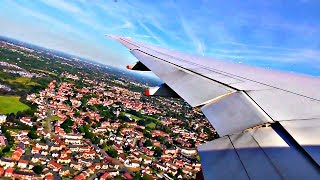 Singapore Airlines Boeing 777-300ER POWERFUL TAKEOFF from Manchester Airport