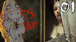 BEAUTIFUL ART, NOT - Layers Of Fear - Part 1 (Walkthrough)