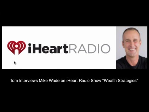 Mike Wade Interview on iHeart Radio