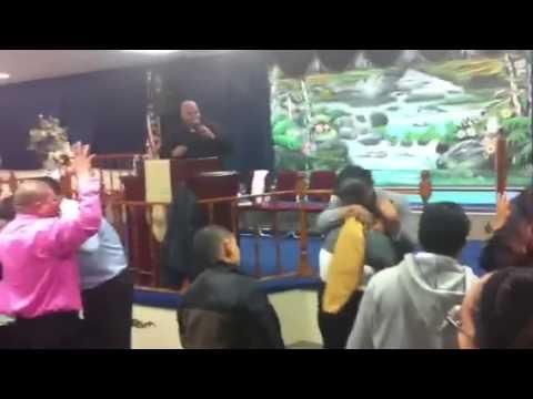 Iglesia Getsemani misnistracion parte 2