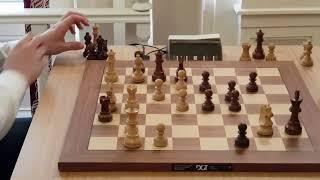 Nepomniactchi vs Kramnik, Tal Memorial 2018