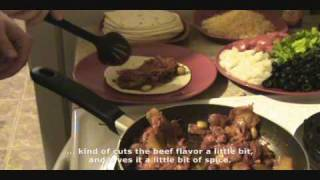 Kimchi Fusion Episode 1: Kimchi Fusion Tacos