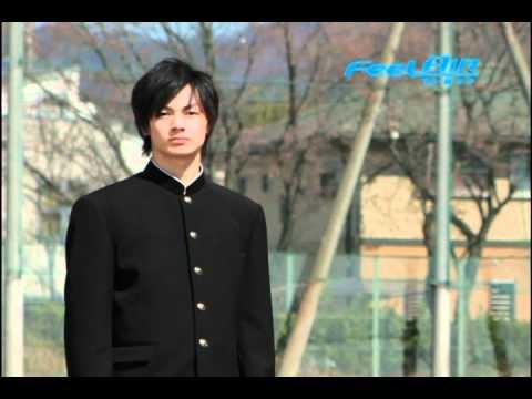 カンコー学生服 カンコーB-1 FeelAir TVCM 「FeelAir  ジャンプ篇」
