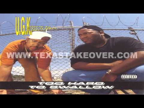 UGK - Too Hard Too Swallow (Full Album)