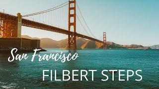 Things To Do In San Francisco - Filbert Steps (Hidden Gems) thumbnail