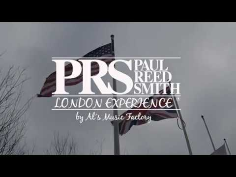 PRS Paul Reed Smith EXPERIENCE LONDON 2017 BY ALS MUSIC FACTORY