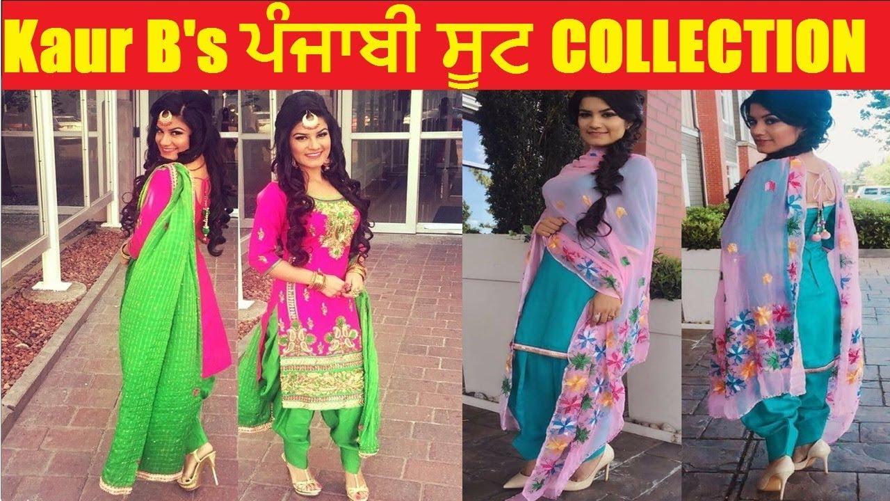 cd4389c826 Kaur B's suit collection   Latest Punjabi Suits   Punjabi Suit Designs
