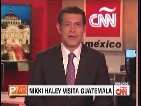 EEUU   Nikki Haley visita Guatemala CNN 2200 280218