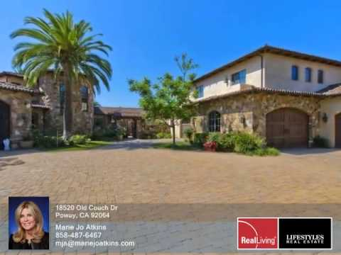 Homes For Sale 18520 Old Coach Dr Poway Ca 92064 Marie