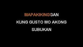 Awit Ng Kabataan by Rivermaya Karaoke Instrumental