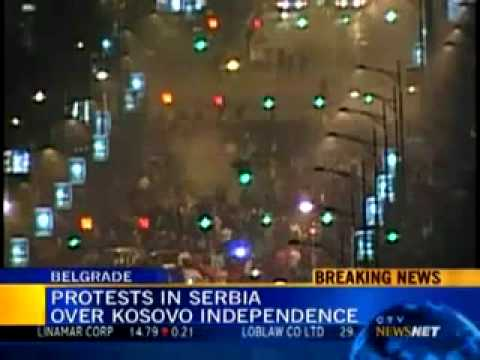 "Ambassador James Bissett: Kosovo's Independence ""Immoral"""