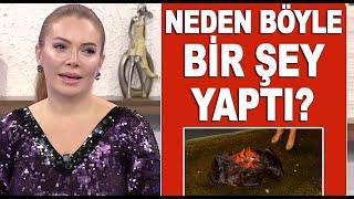 Gerçeği açıkladı! Pınar Eliçe, kürkünü neden yaktı?
