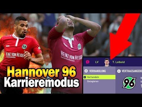FIFA 18: DER LETZTE TRANSFER & DERBY! - Hannover 96 Karrieremodus #04 || MGT
