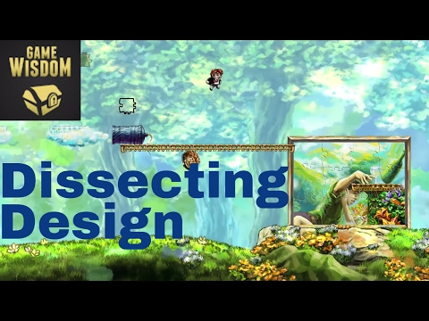 Dissecting Design: How Braid Merged Action and Puzzle Design