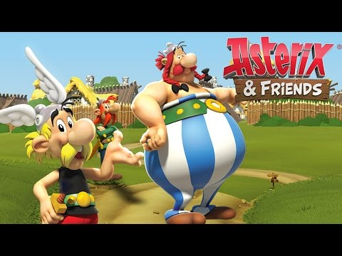 Asterix and Friends - Android Gameplay