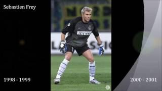 inter milan goalkeeper from 1970 to 2017