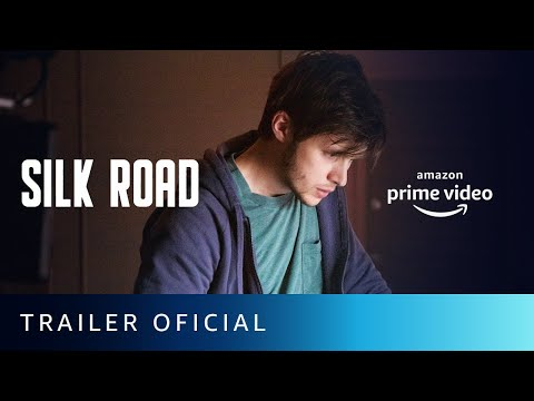 Silk Road: Mercado Clandestino   Trailer Oficial   Amazon Prime Video