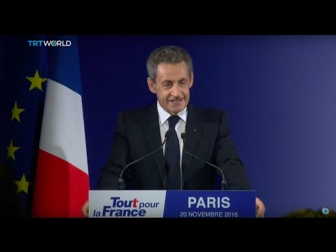 French Primary Election: Former President Sarkozy knocked out of race