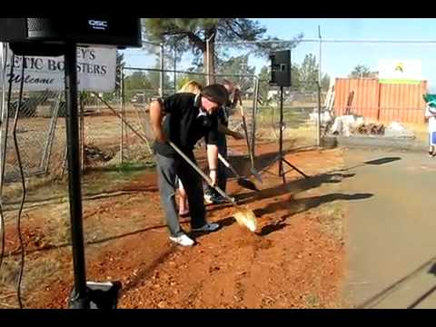 Happy Valley Elementary School groundbreaking
