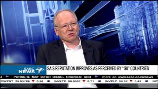 South Africa reputation improves