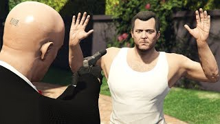 GTA 5 - HITMAN Missions with Trevor! (Assassinate The Target)