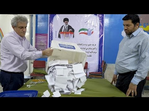 Iran election: Early results suggest gains for reformists