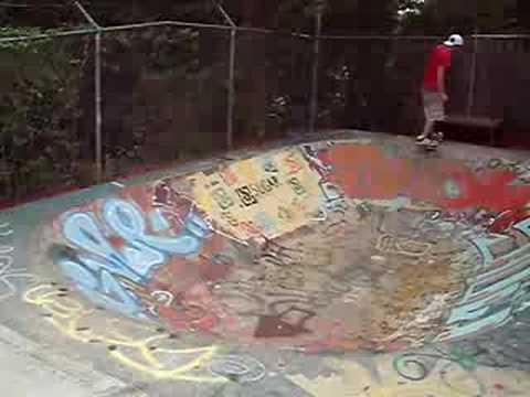 Nathan huggins skateboarding