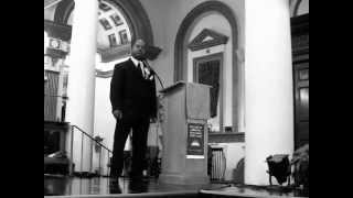 Ronald Haynie Performing Martin Luther King Jr