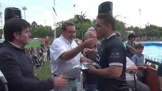 Veco Villegas 2018. Tuc Rugby campeón Copa Oro
