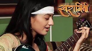 Swaragini स्वरागिनी Swara Plays Guitar At Sahil 39 s HOME Uncut Event