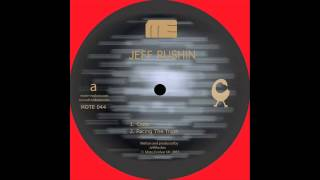 Jeff Rushin - Coda