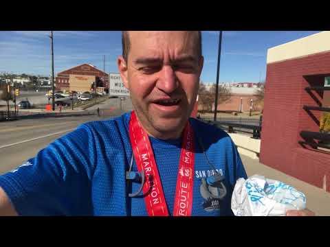 Route 66 Marathon  Nov, 19, 2017
