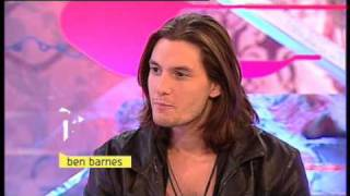 T4: Ben Barnes talks magic and tarty wizards