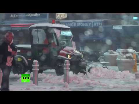 Winter not letting go! Snow storm Stella hits US East Coast