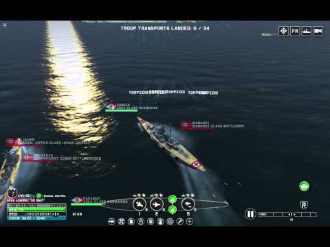 Victory at Sea: Operation Neptune