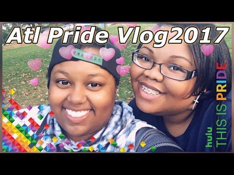 Issa Atl Pride Festival Parade RnB Vlog 2017