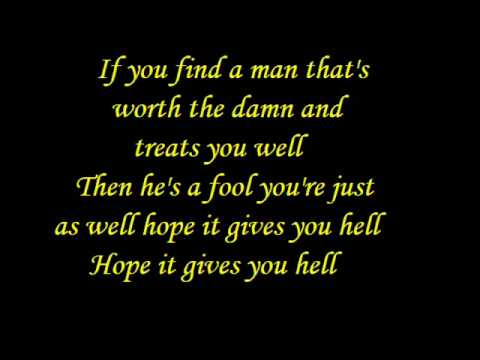 Gives You Hell - All American Rejects ( with lyrics ...