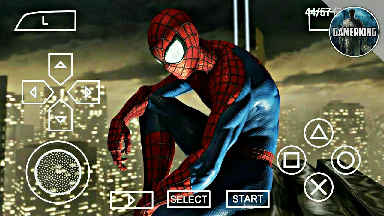 ||40MB|| How To Download Spideman 3 Highly Compressed On Android ||  Spiderman 3 PPSSPP Android